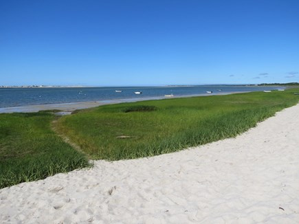 Barnstable Cape Cod vacation rental - Just a few steps to this beach.
