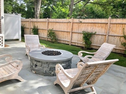 Barnstable Cape Cod vacation rental - Plan to do some star gazing out around the fire pit.