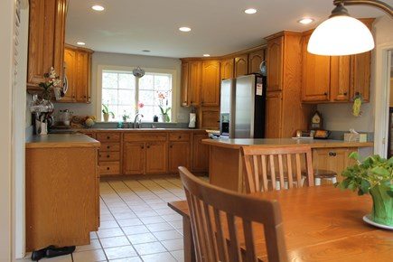 Eastham Cape Cod vacation rental - Fully equipped eat-in kitchen