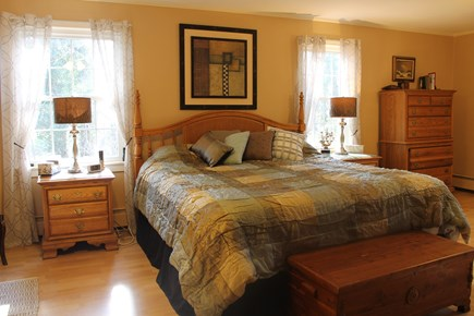 Eastham, near Coast Guard Beach, Eastha Cape Cod vacation rental - Master bedroom