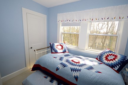 Orleans Cape Cod vacation rental - Upper level bedroom with twin and trundle