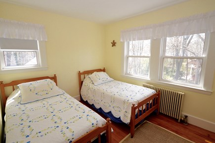 Orleans Cape Cod vacation rental - Upper level bedroom with 2 twins