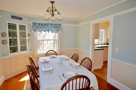 Orleans Cape Cod vacation rental - Formal dining room off kitchen and living room