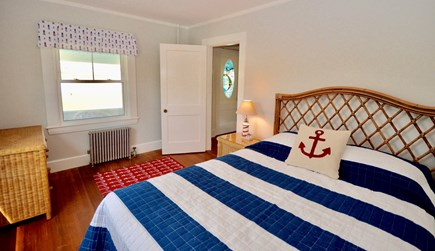 Orleans Cape Cod vacation rental - Queen on main floor next to full bath