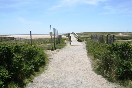 Chatham Cape Cod vacation rental - Ridgevale Beach just 3/4 mile away