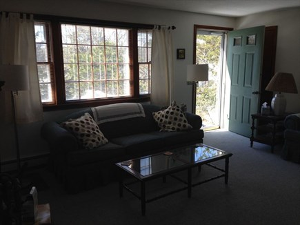 Chatham Cape Cod vacation rental - Front Door Lets in Light