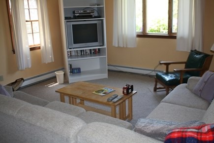 Chatham Cape Cod vacation rental - TV Room