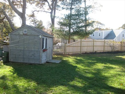 Harwich Cape Cod vacation rental - Nice Back Yard