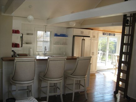 Harwich Cape Cod vacation rental - Island in Open Living Area