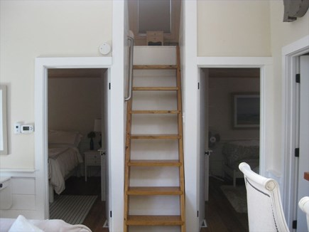 Harwich Cape Cod vacation rental - Ladder to Loft Area