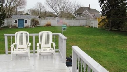 Falmouth Cape Cod vacation rental - Large Yard