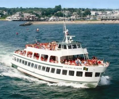 Falmouth Cape Cod vacation rental - Day trips on the Island Queen to Martha's Vineyard a must!