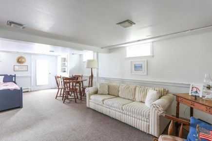 Falmouth Cape Cod vacation rental - Finished walkout basement