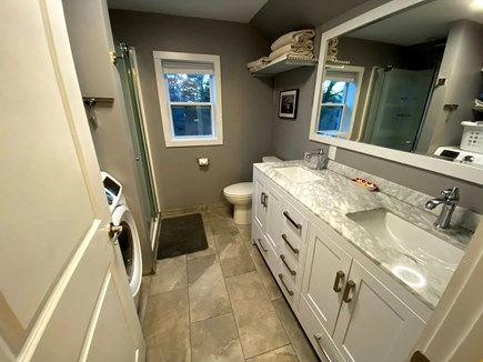 Brewster Cape Cod vacation rental - Upstairs Bathroom