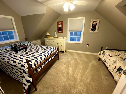 Brewster Cape Cod vacation rental - Upstairs Bedroom 2