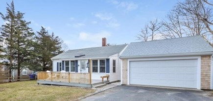 Bourne Cape Cod vacation rental - Front Exterior