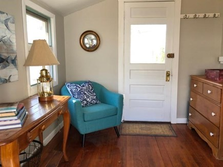 Bourne Cape Cod vacation rental - Entrance