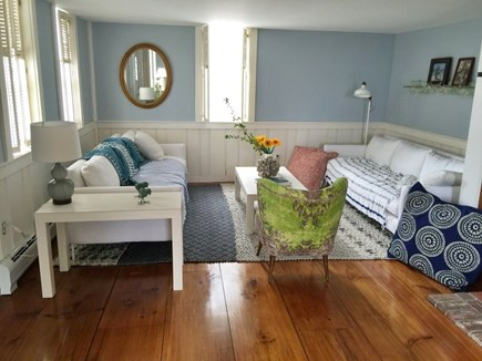 Chatham Cape Cod vacation rental - Living room main house