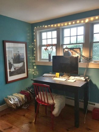 Chatham Cape Cod vacation rental - Office main house