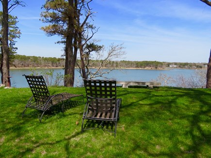 Orleans Cape Cod vacation rental - Down by The River, looking across to Kent's Point.