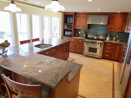 Orleans Cape Cod vacation rental - State of the art kitchen, fully equipped.