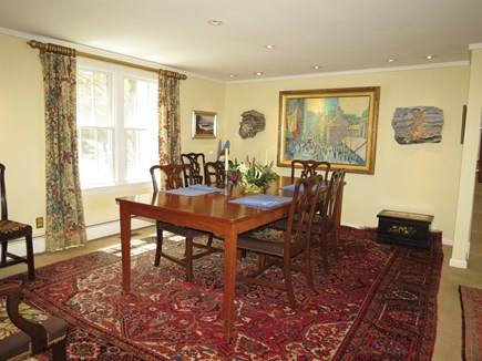 Orleans Cape Cod vacation rental - Roomy dining area