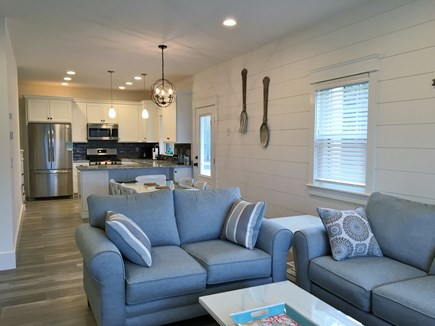 Centerville Centerville vacation rental - Living room and Kitchen