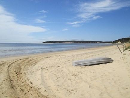 Wellfleet Cape Cod vacation rental - Beautiful Powers Landing Beach only 1/10 mile away!!!