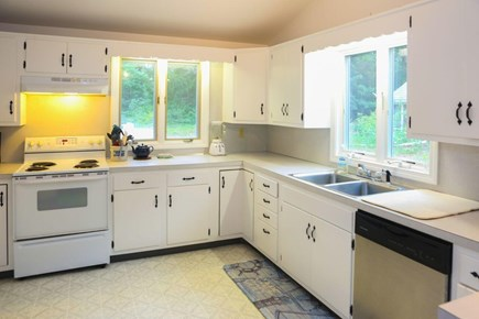 Wellfleet Cape Cod vacation rental - Bright , clean, well equipped kitchen