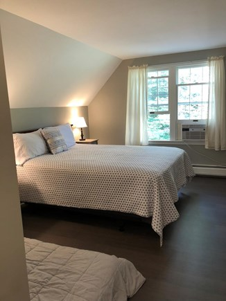 Orleans Cape Cod vacation rental - Upper bedroom with brand new  queen bed and twin mattress