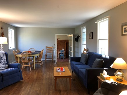 Orleans Cape Cod vacation rental - Living room/dining room