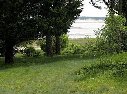 Wellfleet Cape Cod vacation rental - View of bay beach, less than 1/10th of mile