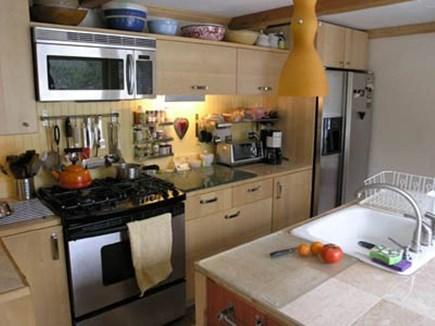 North Truro Cape Cod vacation rental - Gourmet kitchen