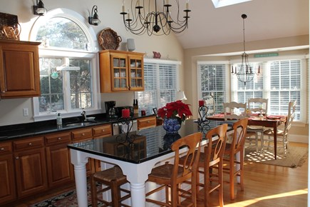 Chatham Cape Cod vacation rental - Kitchen and Breakfast Nook