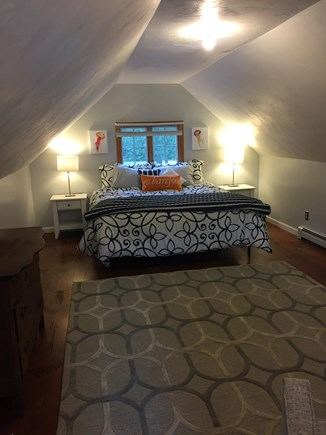 Yarmouth Port Cape Cod vacation rental - Private Bedroom above garage...separate stair entrance