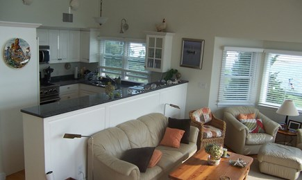 Bourne, Monument Beach Cape Cod vacation rental - Kitchen