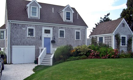 Bourne, Monument Beach Cape Cod vacation rental - Water's Edge, entrance
