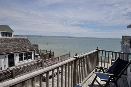 Provincetown Cape Cod vacation rental - Views of Truro and Wellfleet from your deck.