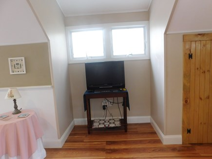 Brewster Cape Cod vacation rental - TV Area