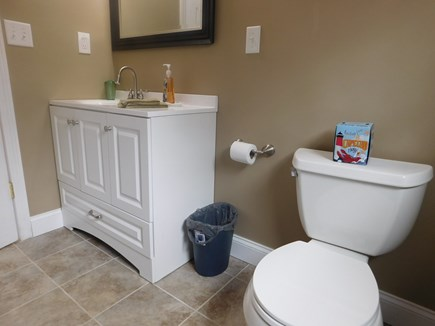 Brewster Cape Cod vacation rental - Brand New Bathroom