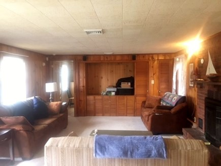 West Yarmouth Cape Cod vacation rental - Open Living Room