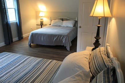 Harwich Cape Cod vacation rental - Upper Level Bedroom #3 - Queen Bed and Full Bed
