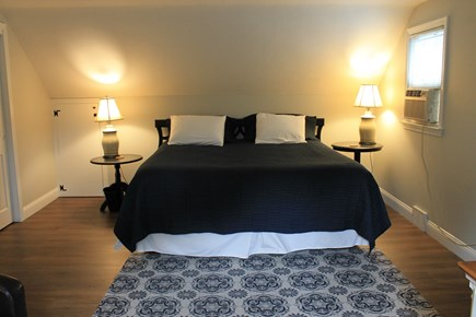 Harwich Cape Cod vacation rental - Upper Level Bedroom #4 King Bed Spacious bedroom w/ sitting area