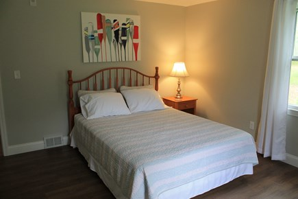 Harwich Cape Cod vacation rental - Main Floor Bedroom #1 - Queen Bed