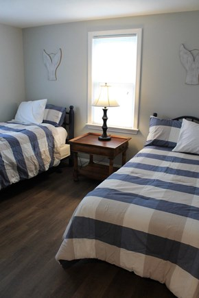Harwich Cape Cod vacation rental - Main Floor Bedroom #2 - 2 twin beds