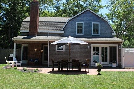 Centerville Centerville vacation rental - Large, fenced-in backyard