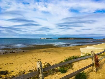 Wellfleet Cape Cod vacation rental - Mayo beach is a ten minute walk away.