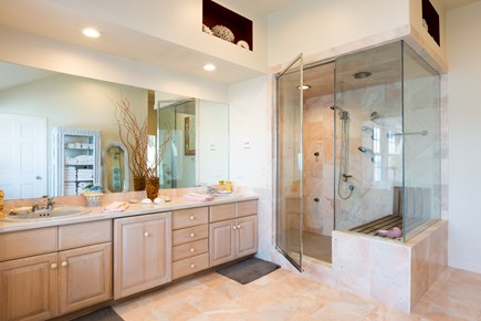 Orleans, Chatham  Cape Cod vacation rental - Luxurious master bath