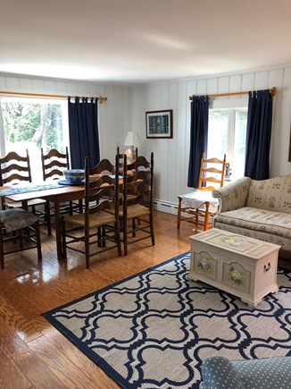 Orleans Cape Cod vacation rental - The dining room has seating for eight.