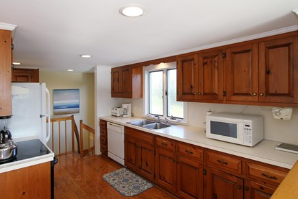 Orleans Cape Cod vacation rental - The Kitchen is well equipped.